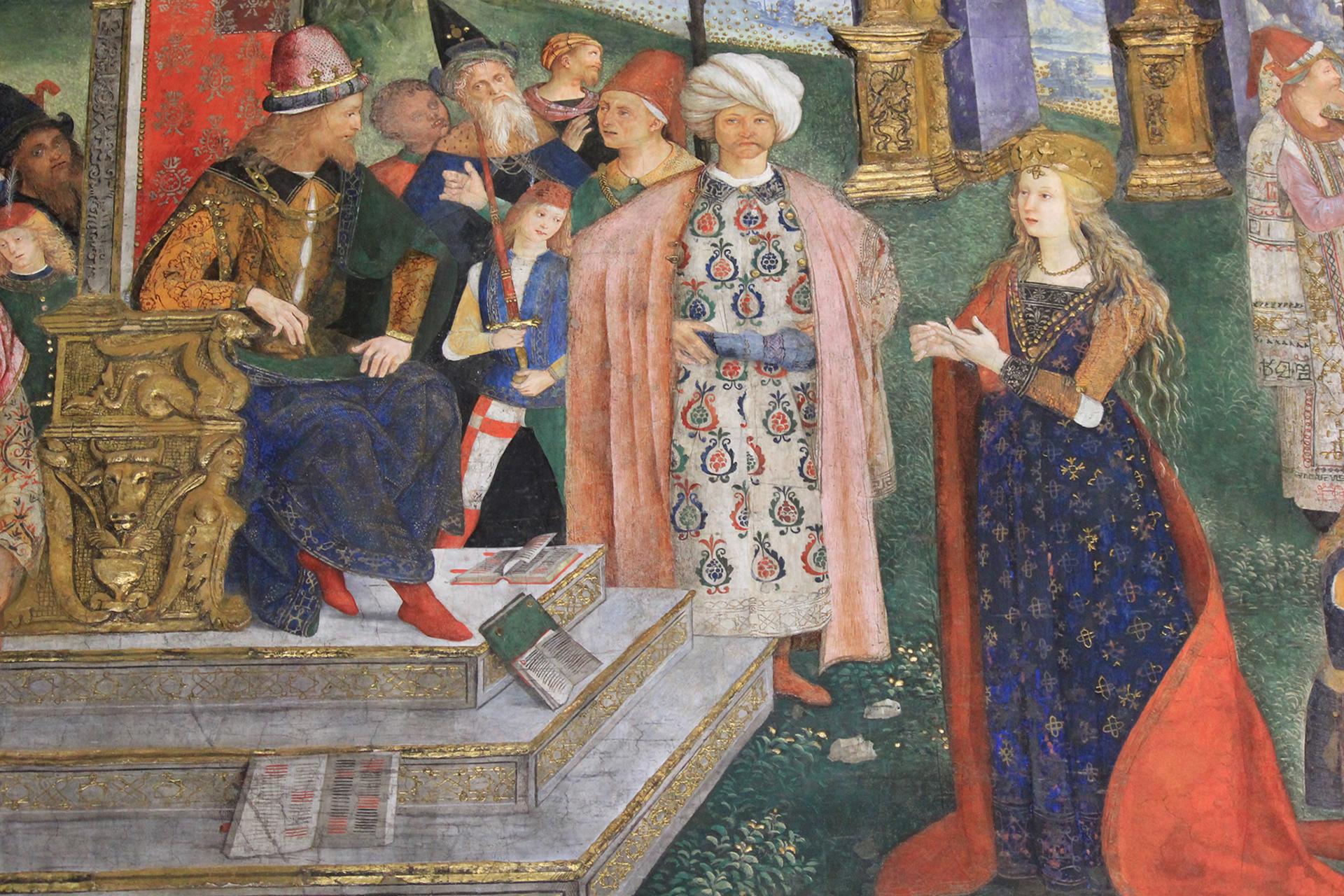 St Catherine's Disputation